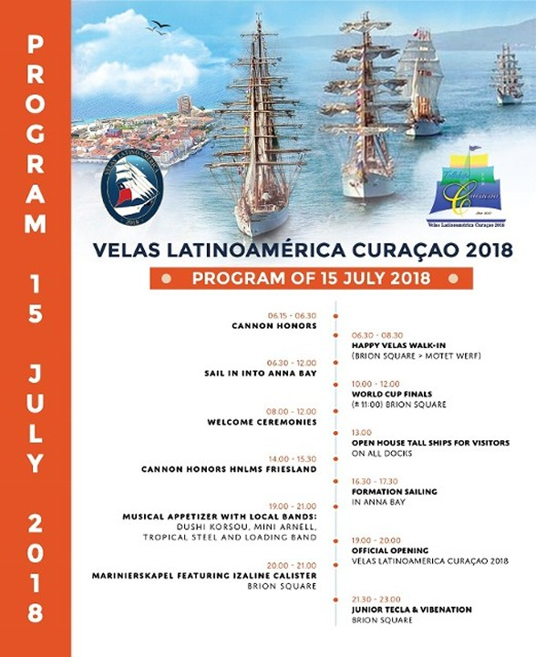 Program VLAC2018 Sunday 15